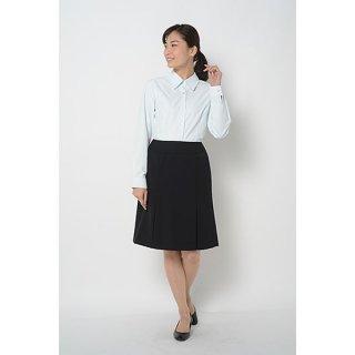 大人女子の定番!足長みせ効果のかわいい イージー・ケアマーメイドプリーツスカート