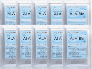 ALA-Bio (10 packs set / 10% OFF)