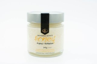 Organic Wendell Estate Organic Honey