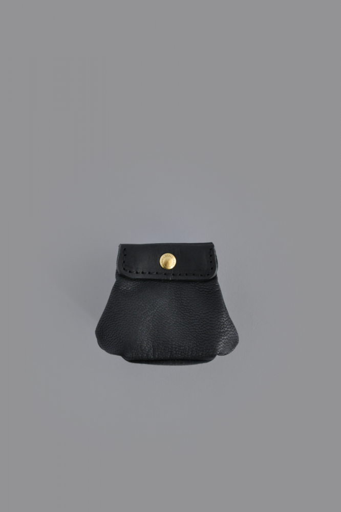 STYLE CRAFT Goat Coin Case (Ink Black)