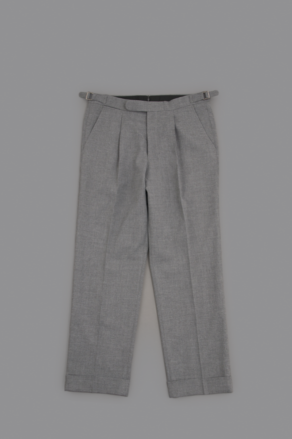 ARAN BELTLESS (Light Gray)