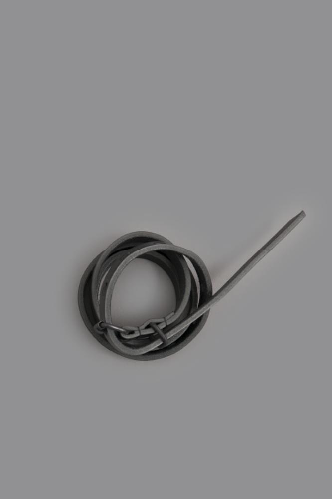 FIRMUM Cow Leather Belt (Black)