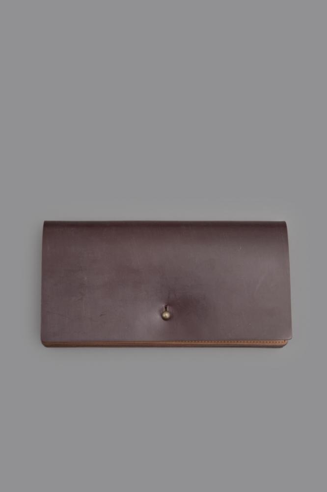 forme Wallet (Bridle Walnut)