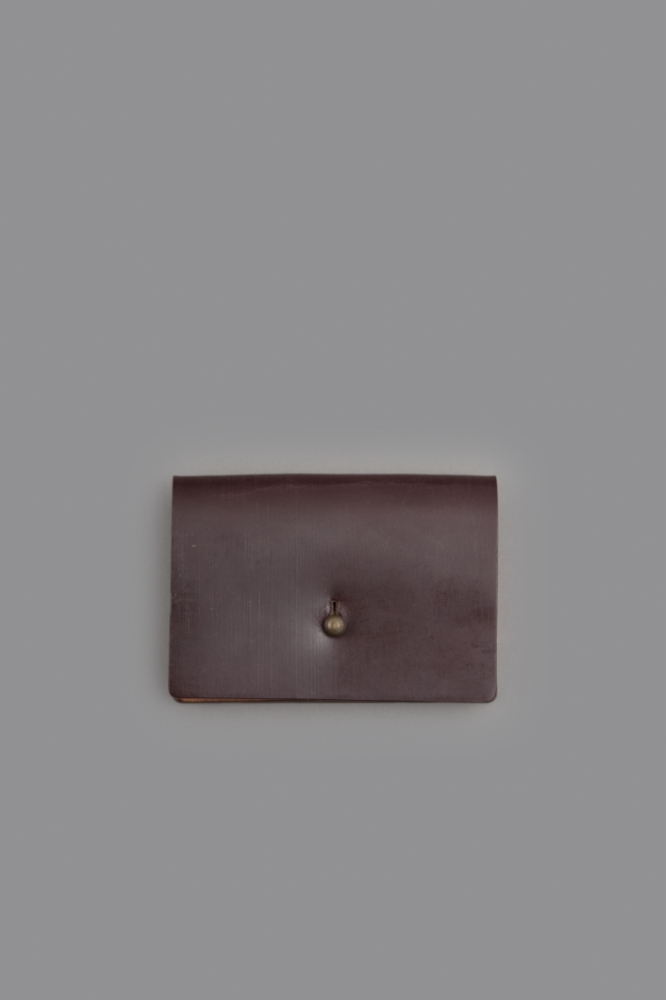 forme Change Purse (Bridle Walnut)