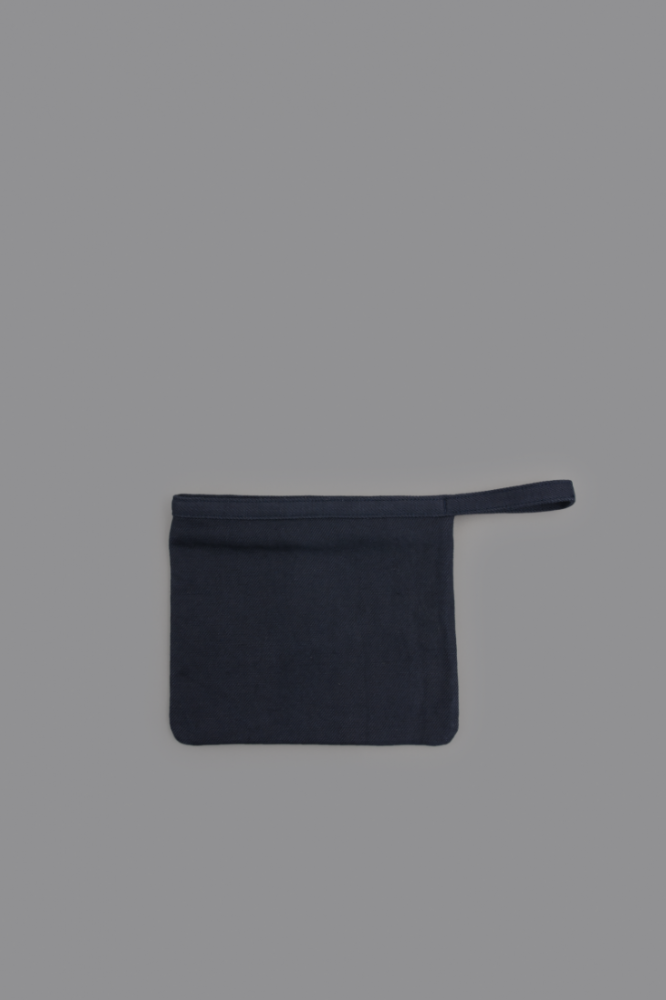 STUFF Basic Pouch 2 (Dark Navy)