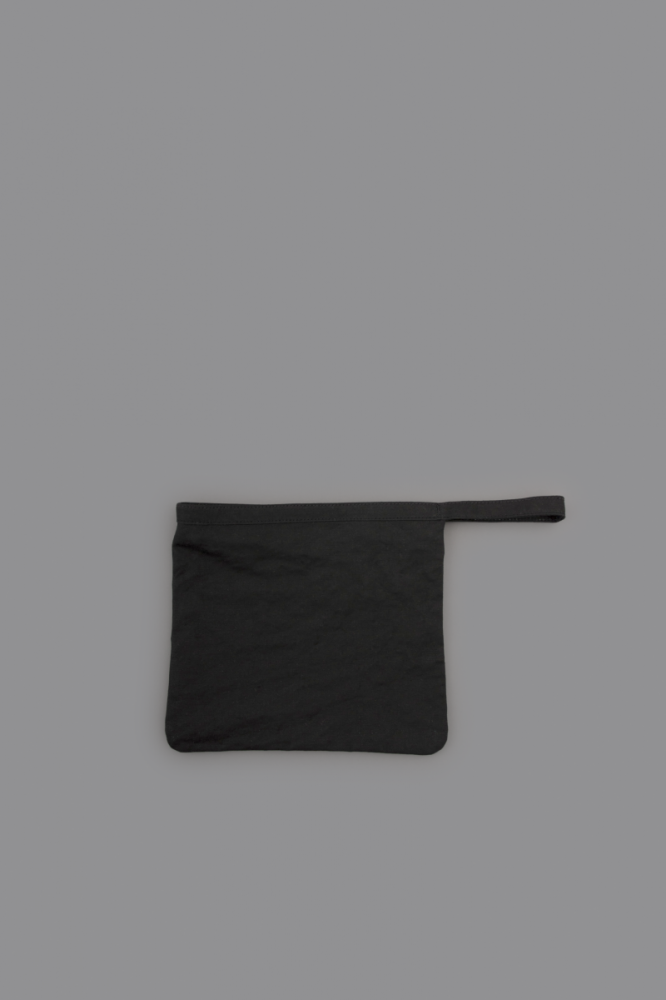 STUFF Basic Pouch 2 (Wash Black)