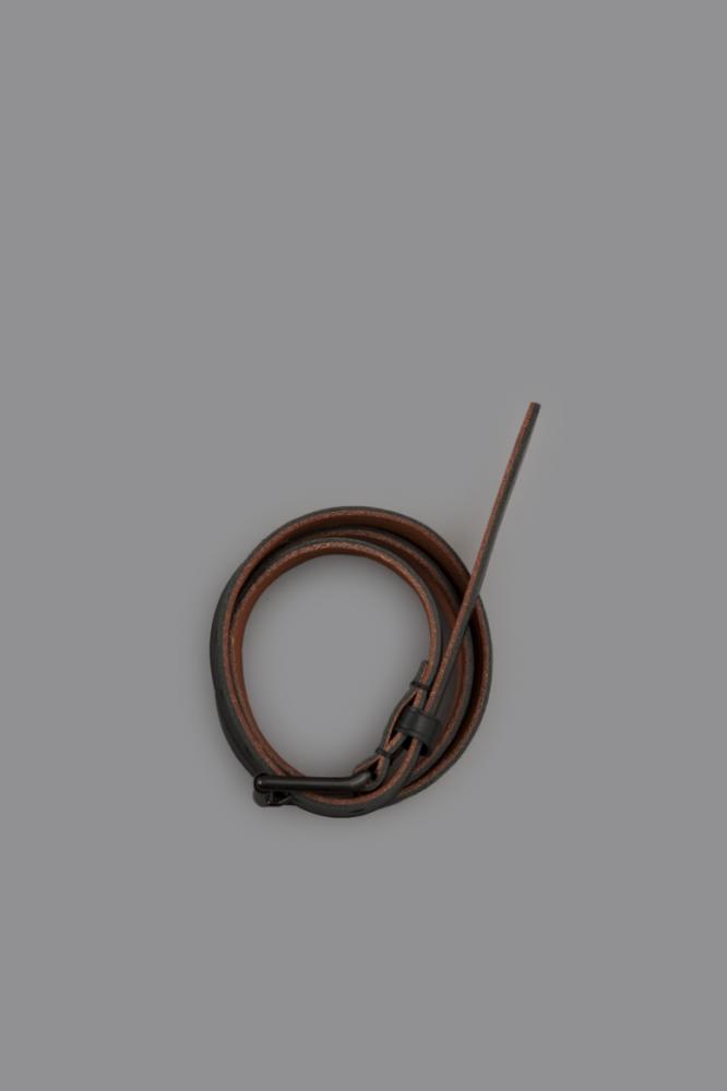 COMME des GARCONS HOMME Leather Belt