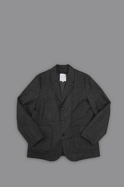 STILL BY HAND  Thinsulate Removable Tailored Jacket (Chr)