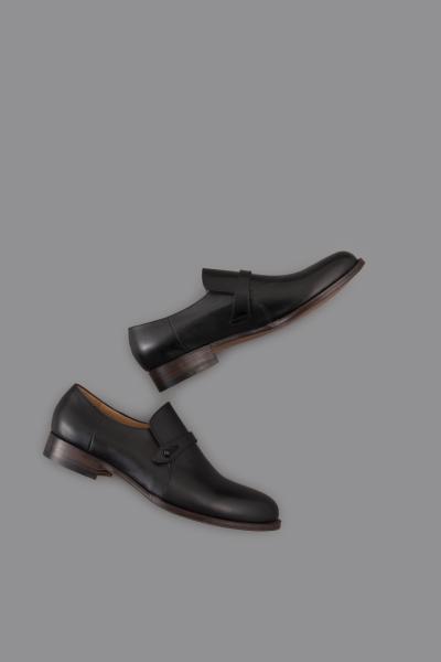 forme Button Strap Shoes