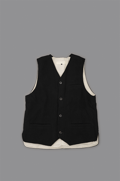 STYLE CRAFT WARDROBE VEST #1 (BLACK)