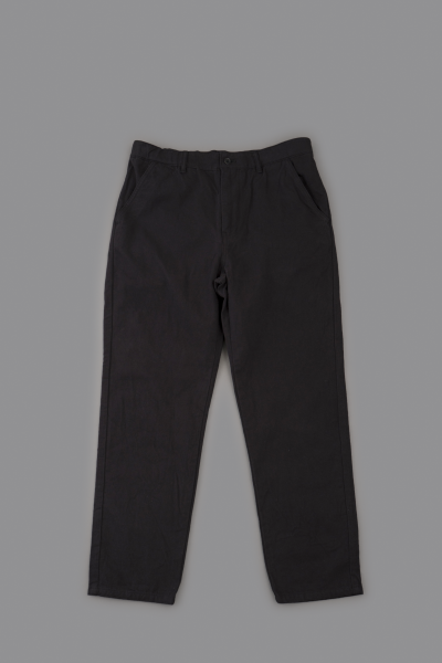 STILL BY HAND C/L Tapered Pants (Black)