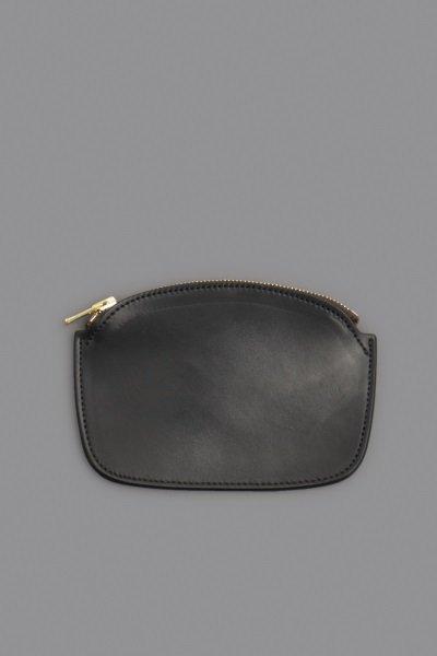 forme Coin purse (Cordovan Black)