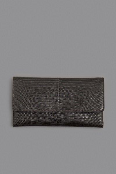 STYLE CRAFT Lizard Double Fold Wallet (CMWL-01)