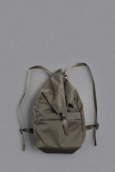 STUFF Leaf Spring Backpack No1 (Nylon Twill Olive)