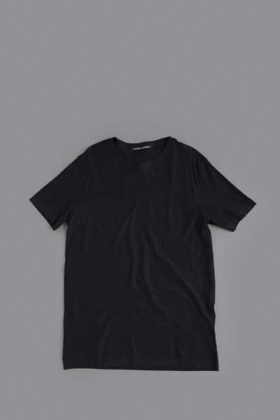 hannes roether Crew Neck T (Black)