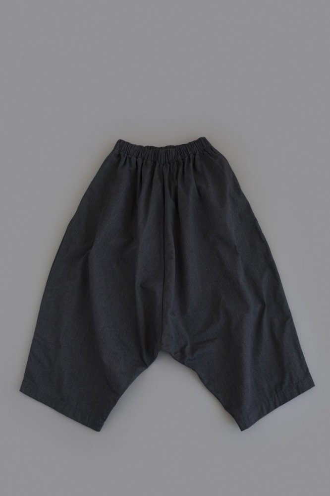 jujudhau ♀ DUMPY PANTS (COTTON H.B.)