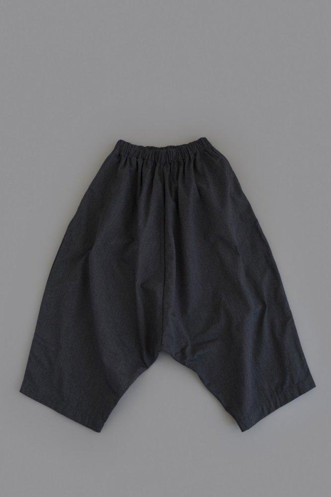 jujudhau ♀ DUMPY PANTS (COTTON H.B.)