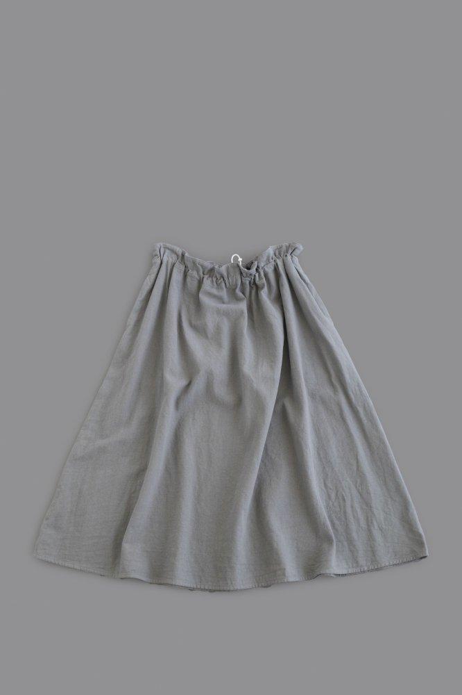 ゴーシュ  ♀ インディアダック スカート (ミディアムグレー)