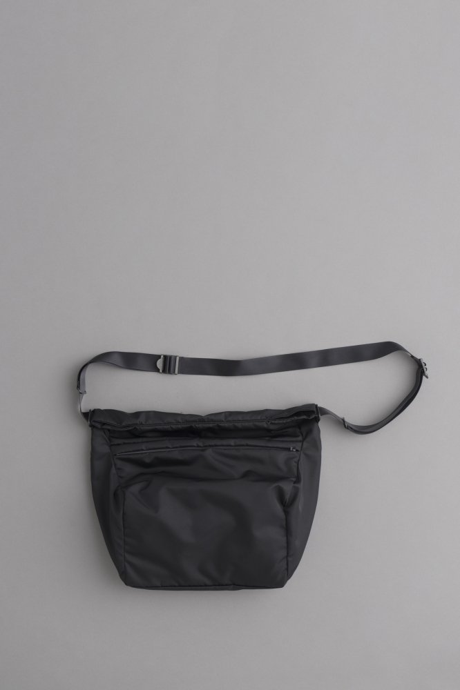 STUFF Leaf Spring Shoulder No2 (Nylon Twill Black)