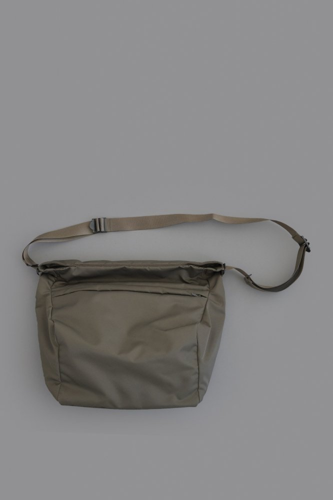 STUFF Leaf Spring Shoulder No2 (Nylon Twill Olive)