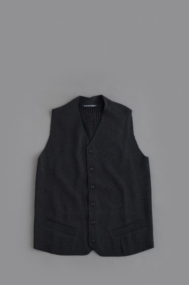 hannes roether Knit Vest (Tube)