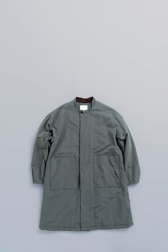STILL BY HAND Thinsulate Coat (Grey)