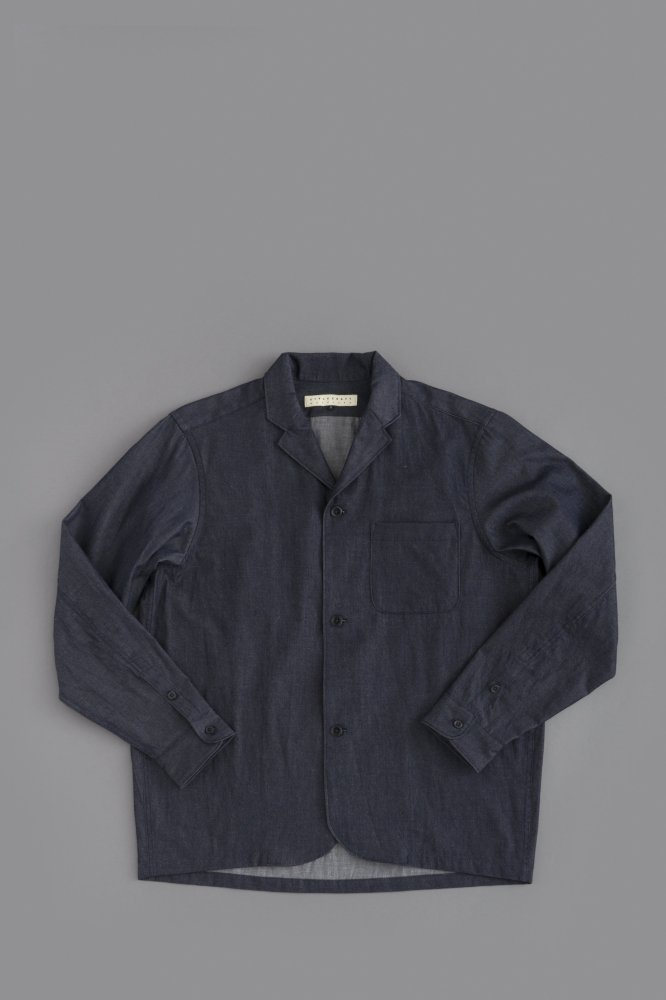 STYLE CRAFT WARDROBE SHIRCKET #1 (15oz DENIM)