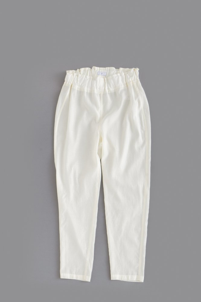 FIRMUM ♀ Cupro & Cotton Karsey Inner Pants (Off White)