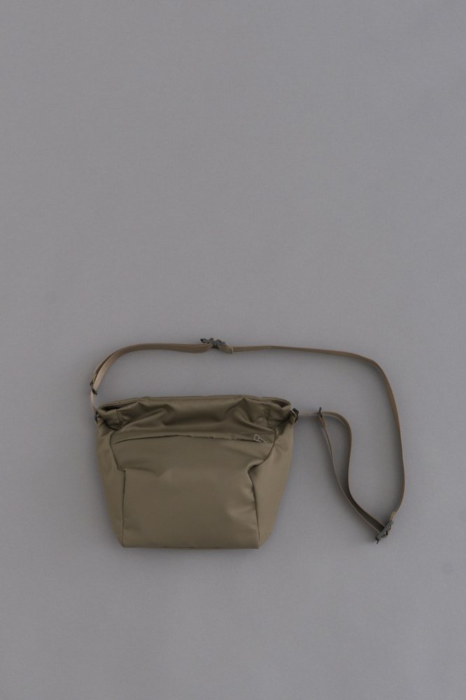 STUFF Leaf Spring Shoulder No1 (Nylon Twill Olive)