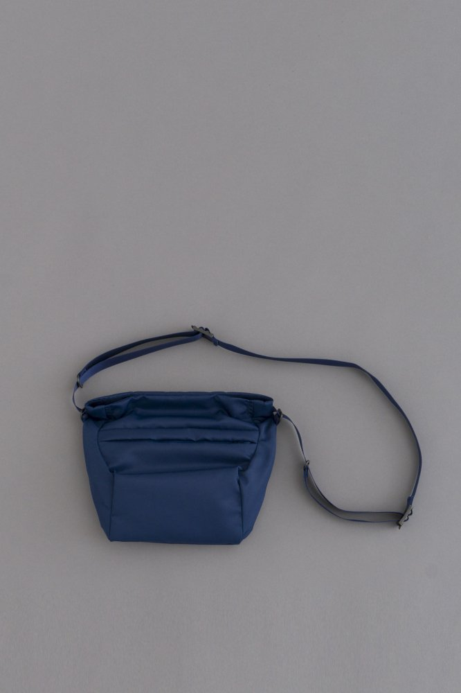 STUFF Leaf Spring Shoulder No1 (Nylon Twill Navy)