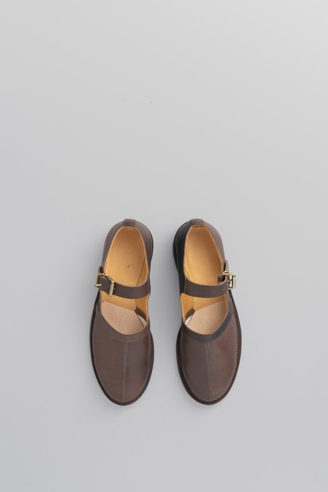 forme Middle open strap