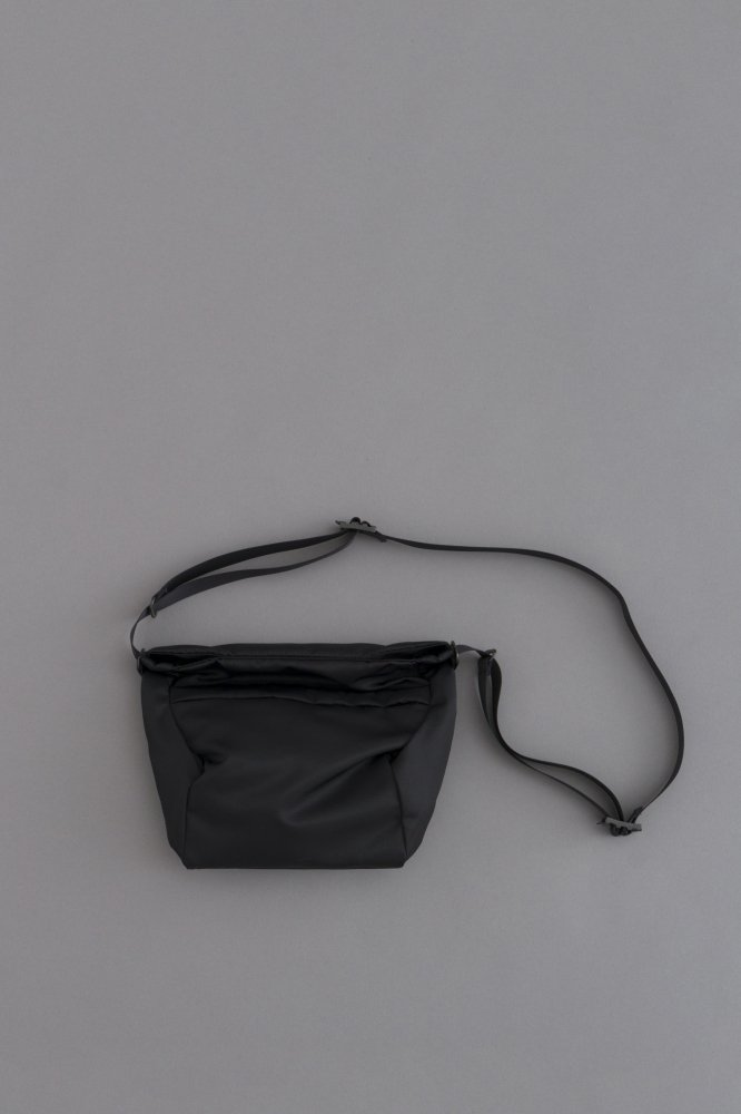 STUFF Leaf Spring Shoulder No1 (Nylon Twill Black)