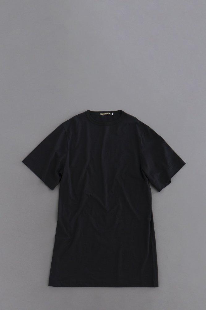 HAVERSACK ♀Peruvian Pima Cotton Tunic (Black)