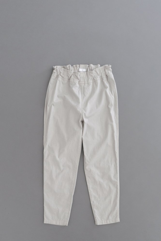 FIRMUM ♀ 20s Rough Cotton Sheeting Inner Pants (Light Grey)