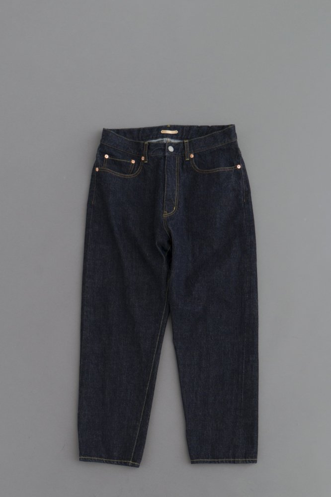 LAMOND SERUBITCH TAPERED DENIM (Blue One Wash)