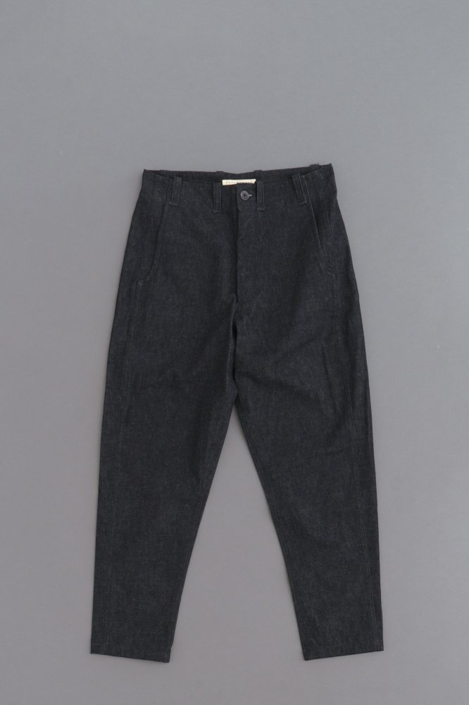 STYLE CRAFT WARDROBE PANTS #5 (WASH BLACK)