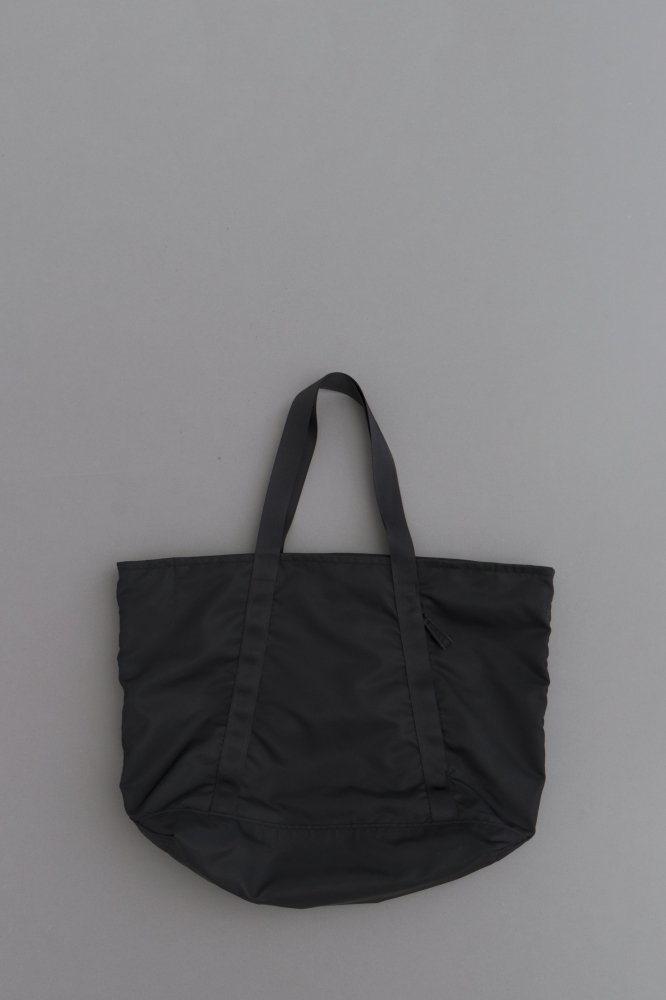 STUFF Travel Tote No2 (Nylon Twill Black)