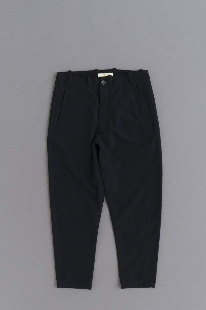 STYLE CRAFT WARDROBE PANTS #5 (SARGE BLACK)
