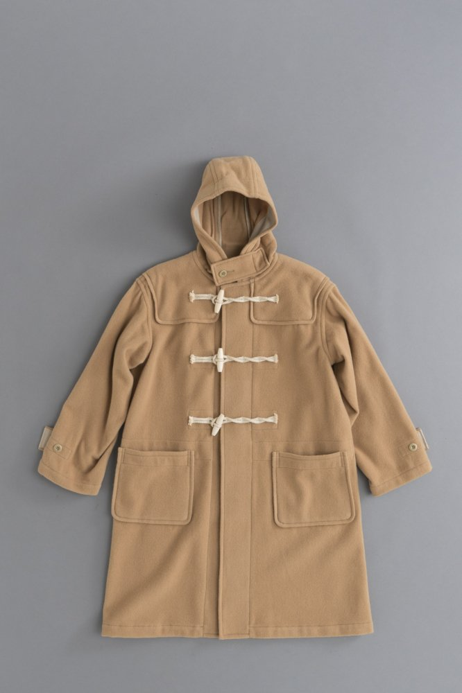 GRANDMA MAMA DAUGHTER ♀Long Duffle Coat (Beige)