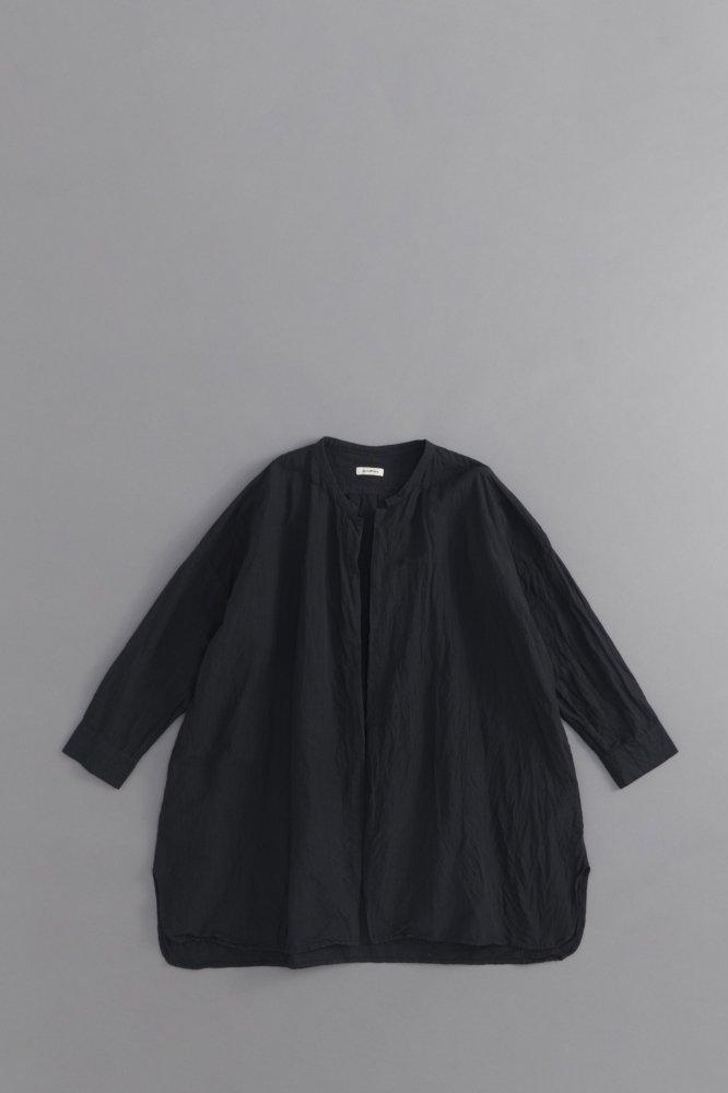 jujudhau ♀ SHIRTS JACKET (L/C BLACK)