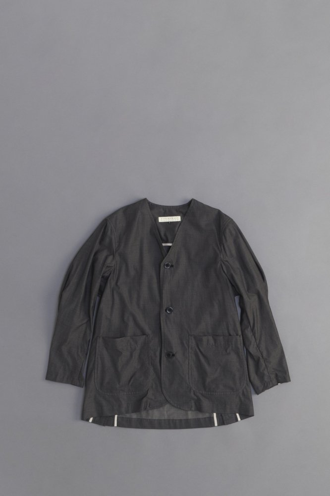 STYLE CRAFT WARDROBE V-NECK JACKET #2 (CHARCOAL)