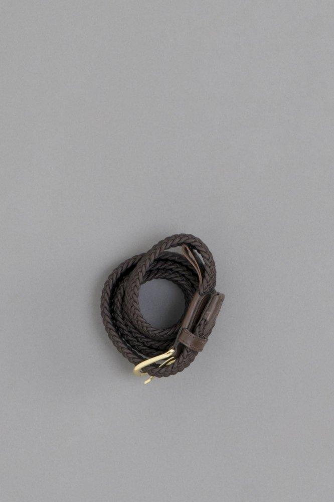 ROMA Elastic Mesh Belt (Brown)