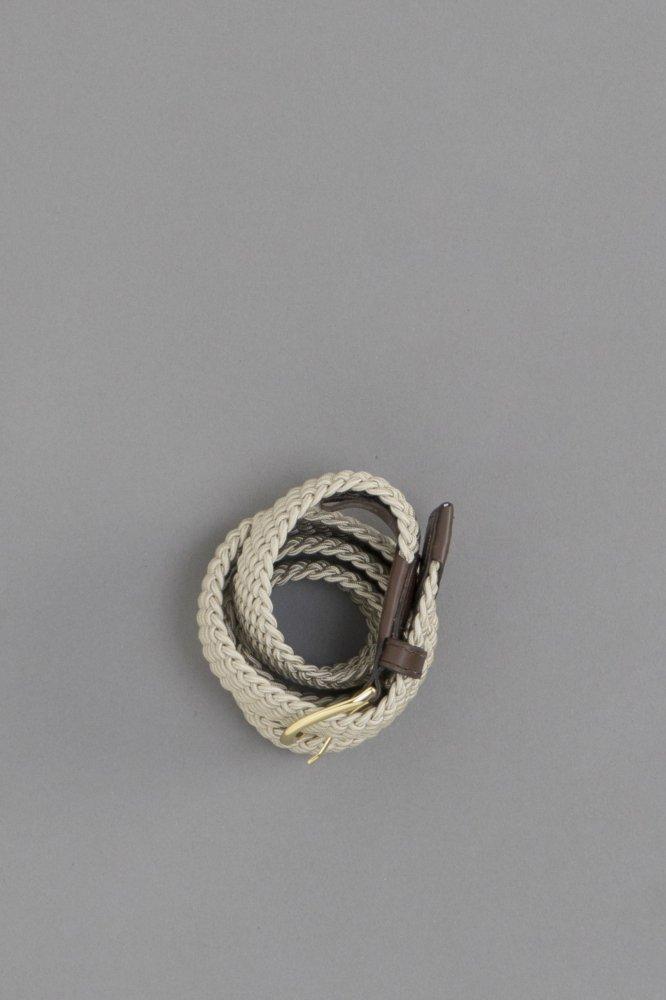 ROMA Elastic Mesh Belt (Stone)