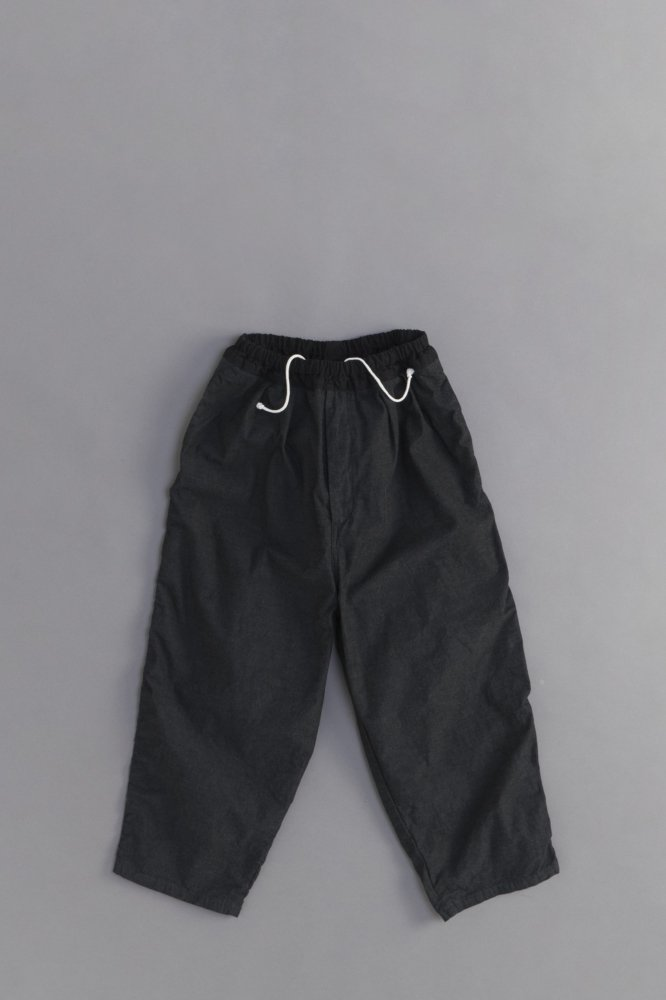 Ordinary fits Narrow Ball Pants (Blk)