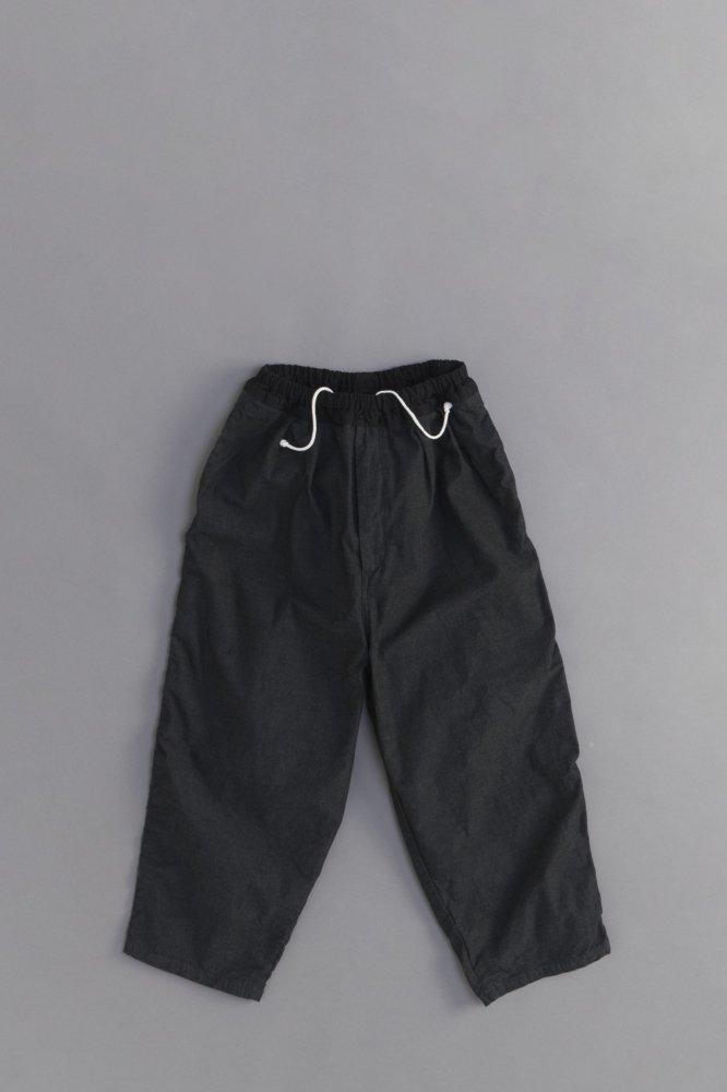 Ordinary fits Narrow Ball Pants (Blk)