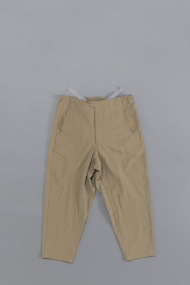 STYLE CRAFT WARDROBE PANTS #6 (DARK BEIGE)