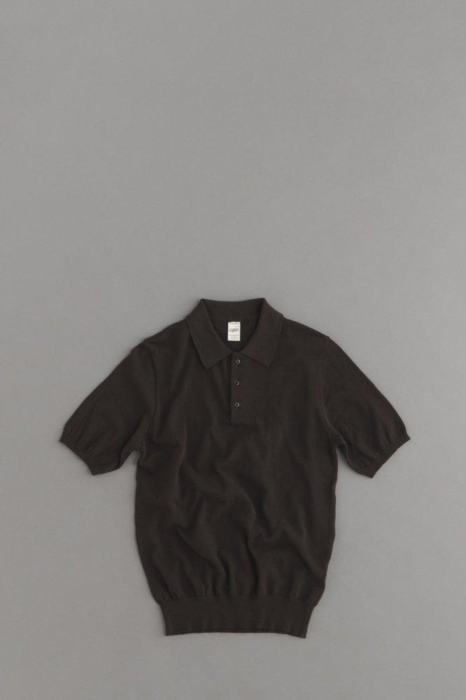 G.R.P. Knitwear Factory Polo (Marrone)