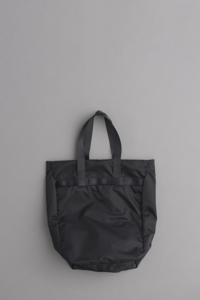 STUFF Leaf Spring Tote No2 (Nylon Twill Black)
