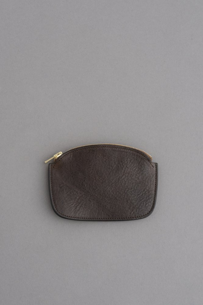 forme Coin purse (Tigres Dark Brown)