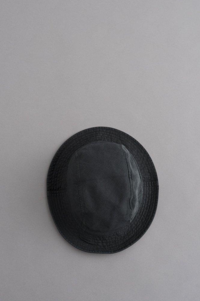 KIJIMA TAKAYUKI Panel Hat (Black)